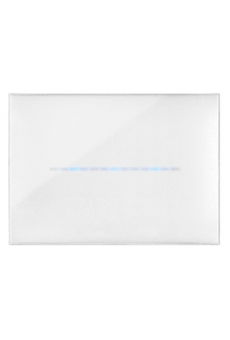 PLAQUE YOUNG TOUCH 44 RECTANGULAIRE BLANC CRAIE 3 MODULES
