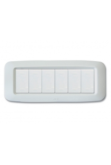 """Plaques """"YES 45"""" pour boîtes rectangulaires   6 MODULES"""