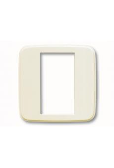 """Accessoires Plaques """"YES 45"""" pour boîtes rondes et carrées  1 MODULE"""