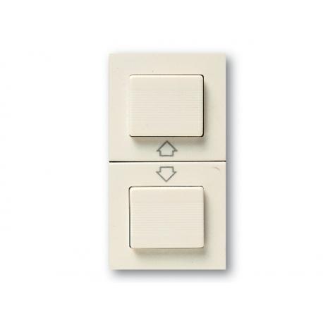 somef tunisie double bouton poussoir pour volet roulant. Black Bedroom Furniture Sets. Home Design Ideas