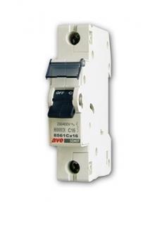 Disjoncteurs modulaires MCB